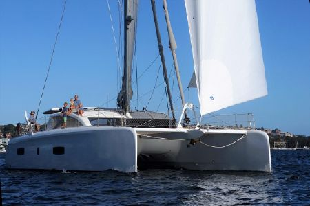 2012 Outremer 5X, Enroute Italy Italy - boats com