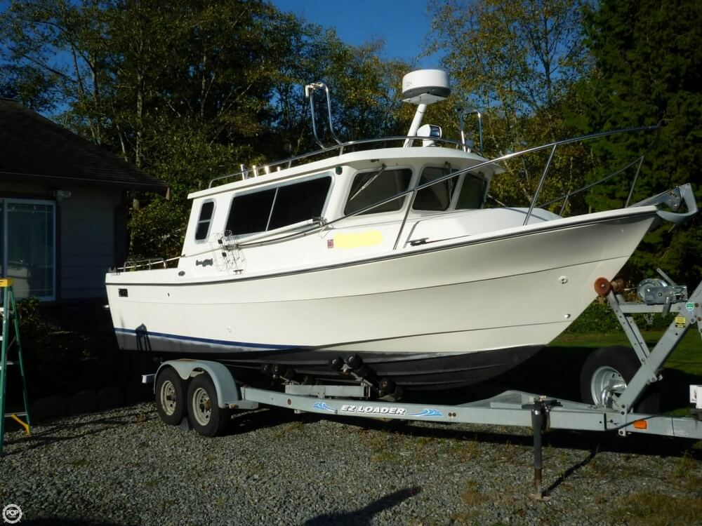 Sea Sport 24 Explorer 2001 Sea Sport 24 Explorer for sale in Blaine, WA