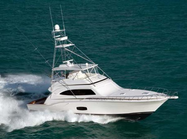 Bertram Yachts Convertible Manufacturer Provided Image