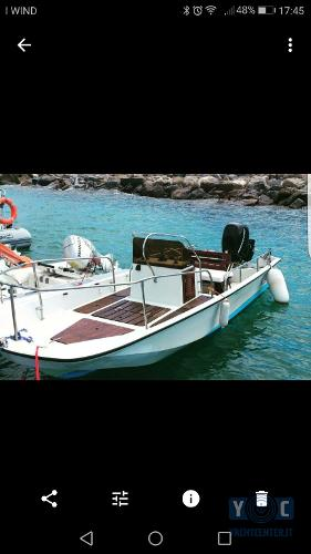 Boston Whaler 17 Montauk IMG-20180405-WA0009