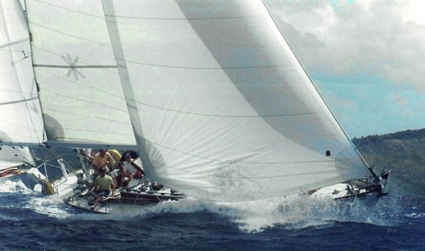 Sparkman And Stephens Racing Yawl