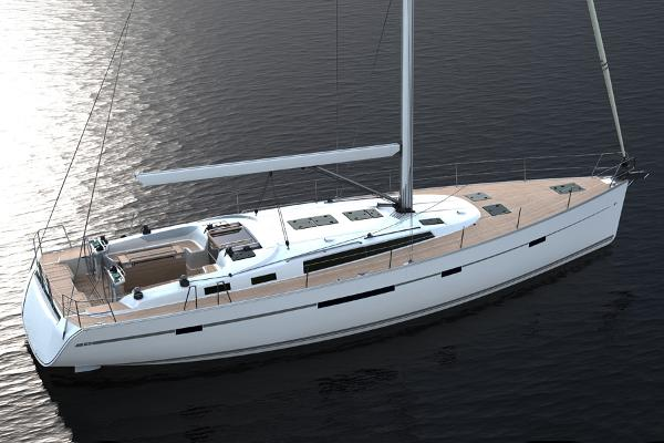 Bavaria Cruiser 56 Deck