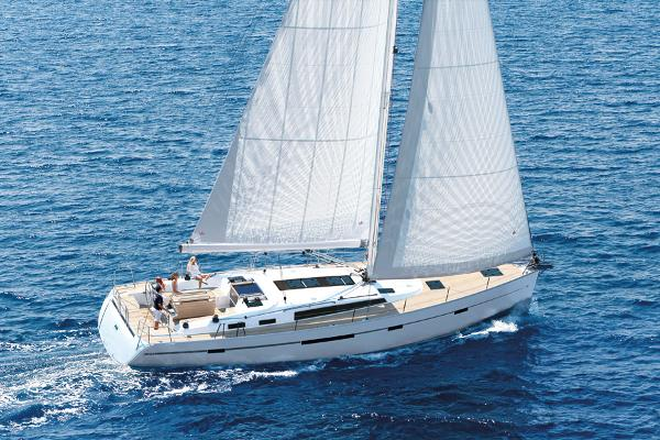 Bavaria Cruiser 56 Sailing