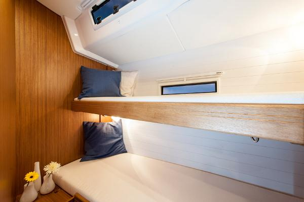 Bavaria Cruiser 56 Twin Cabin
