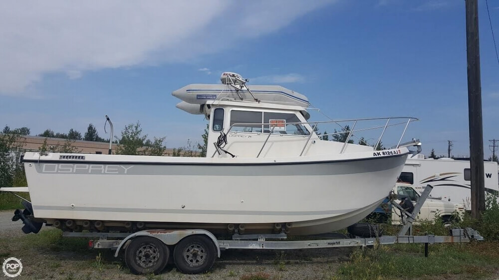 Osprey 24 Fish 2004 Osprey 24 Fish for sale in Anchorage, AK