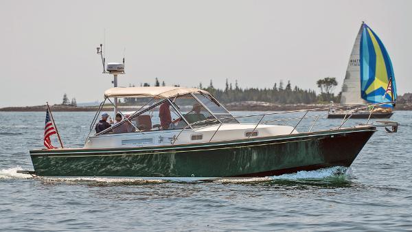 Little Harbor WhisperJet 34 NOMAD