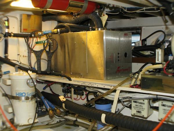 Hurricane Hydraunic Heater