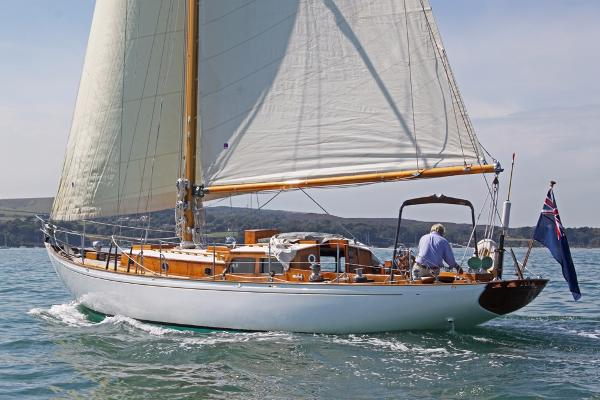 Philip L. Rhodes 45 ft Bermudan Sloop