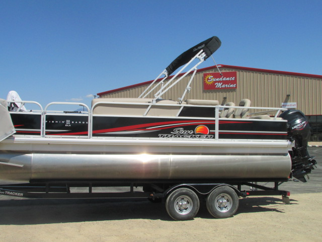Tracker fishing barge boats for sale for Tracker fishing boats
