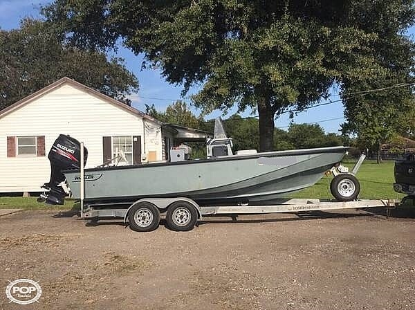 Boston Whaler 22 1990 Boston Whaler 22 for sale in Crosby, TX