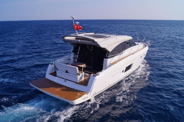 Bavaria Virtess 420 Coupe Stern