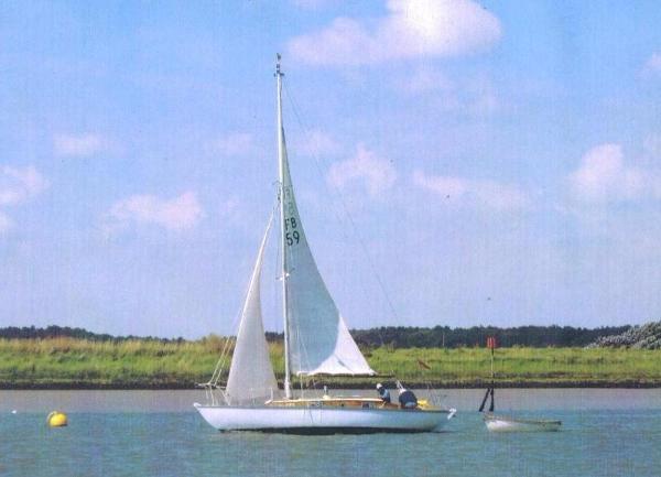 Folkboat 25 Folkboat Heidi II