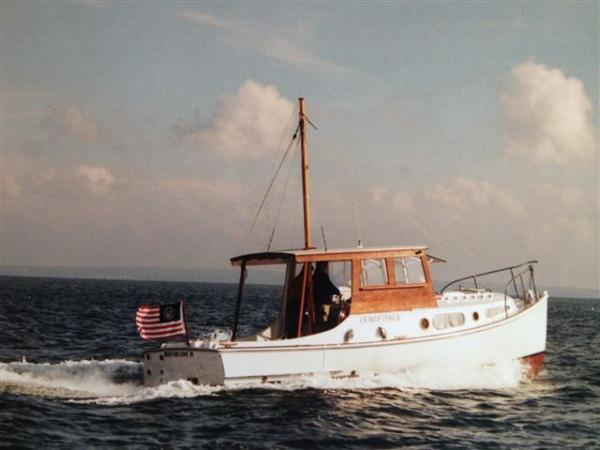 Alvin Beal Downeast Cruiser