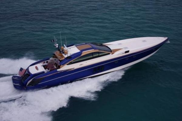 Nor Tech 80 Sport Yacht