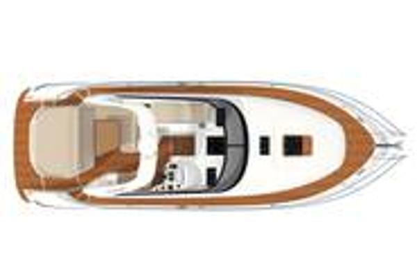 Bavaria Sport 39 Deck Layout Plan