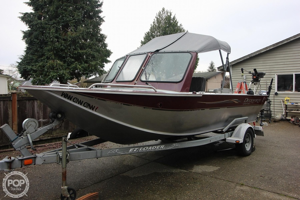 Duckworth 19 Advantage 2001 Duckworth 19 Advantage for sale in Dupont, WA