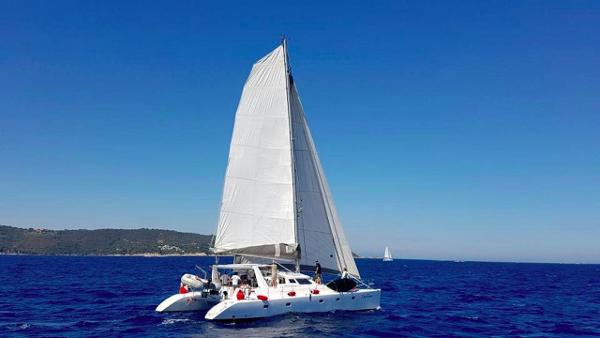 Voyage Yachts Mayotte 500