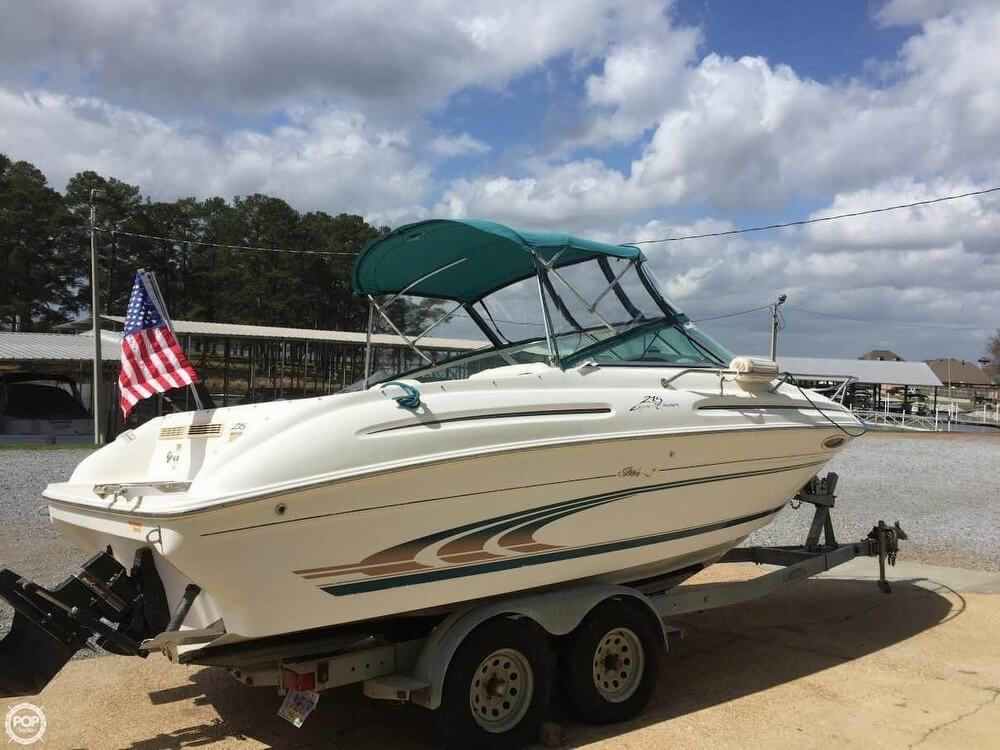 Sea Ray 215 Express Cruiser 1997 Sea Ray 215 Express Cruiser for sale in Brandon, MS