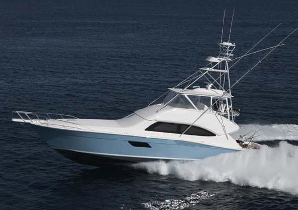 Bertram Yachts Convertible Manufacturer Provided Image