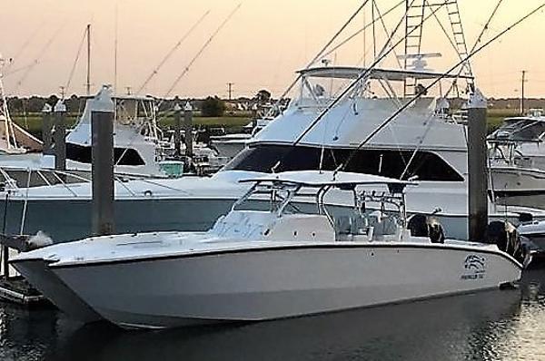 Prowler 42 Catamaran