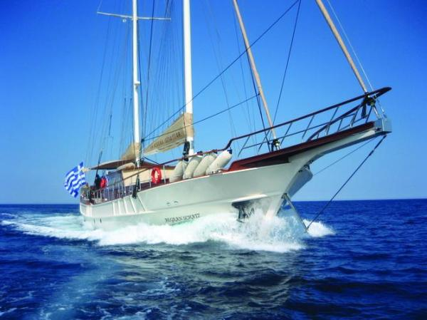 Motor Sailer 30 m clipper