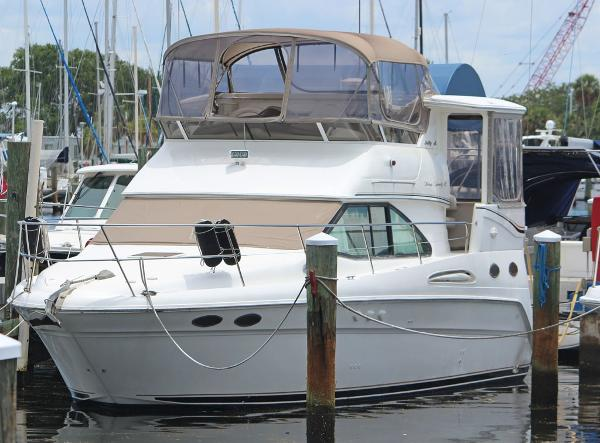 Sea Ray 370 Aft Cabin Sea Ray 370 Aft Cabin
