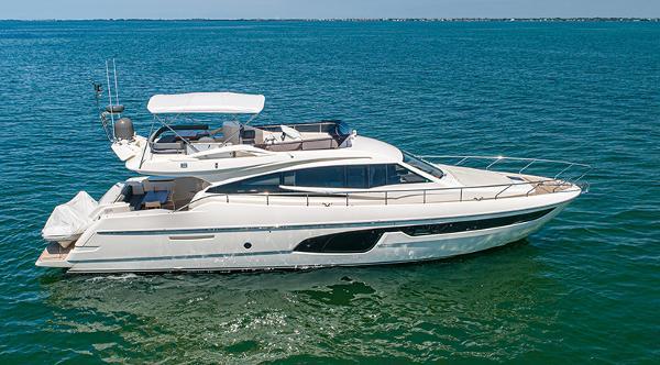 Ferretti Yachts Ferretti 650