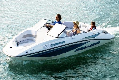 Sea-Doo Sport Boats 180 Challenger Manufacturer Provided Image
