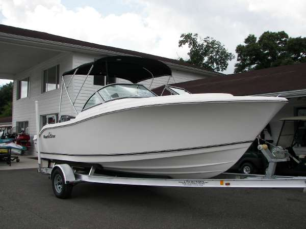 Nautic Star 2000 DC Offshore