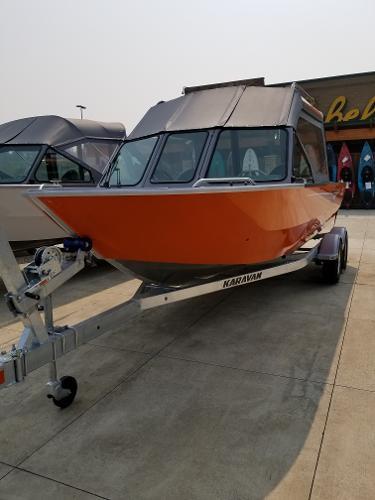 Rh Boats Coastal Series 21 GB