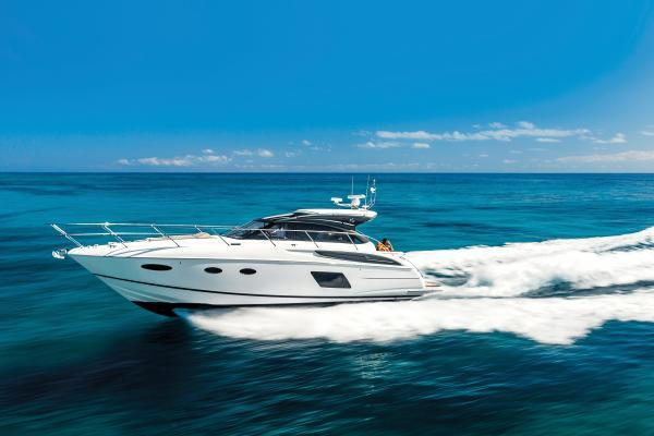 Princess V48 Open 2016 Princess V48 Open for sale in Menorca - Clearwater Marine