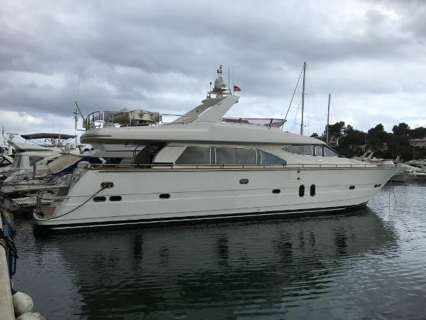 Horizon Elegance 76 New Line Side profile