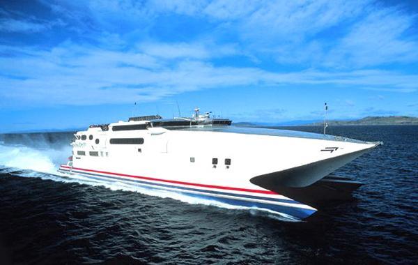 Custom 285 Fast RoPax Ferry