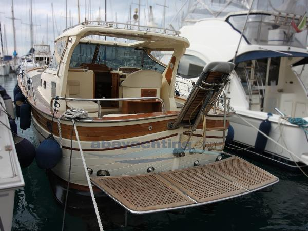 Fratelli Aprea Sorrento 32 Hard Top Abayachting Fratelli Aprea Sorrento 32 HT 1