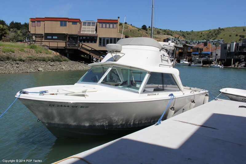 Bertram 25 1965 Bertram 25 Fly Bridge Sports Fisherman for sale in Isleton, CA