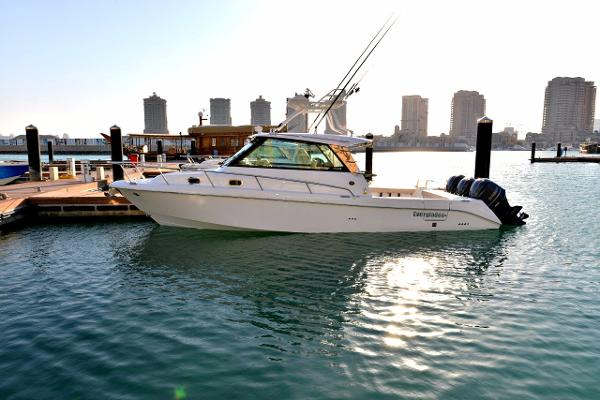 Everglades Boats 350 EX 2014 Everglades 350 EX For Sale - Bush & Noble