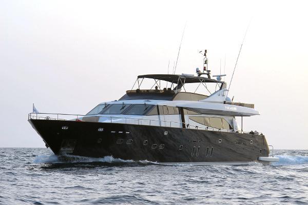 Guy Couach 2800 Long Range Yacht