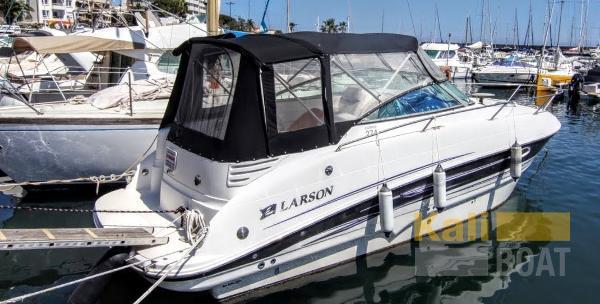 Larson Boats Cabrio 274 LARSON CABRIO 274IMG_7495