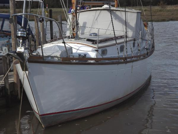 Hillyard 32 (lowered)