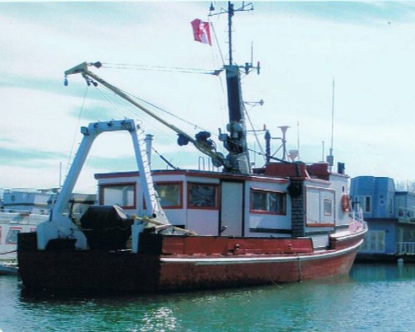 Wood Trawler/Liveaboard Photo 1