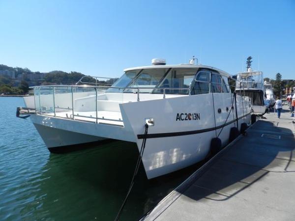 Motor Yacht FRB 13
