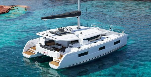 Lagoon 46-Hull 10 Lagoon Announces New 46