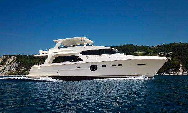 Hampton 650 Pilothouse Hampton 650 Pilothouse