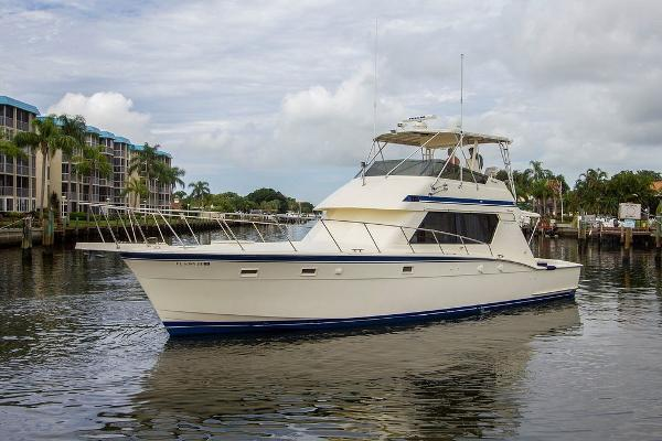Hatteras 52 Convertible MISS PRINT IV