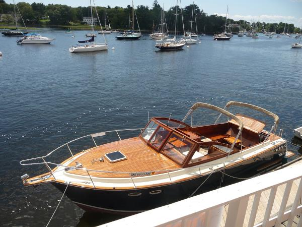 Windsor Craft 36 OPEN Downeast Express