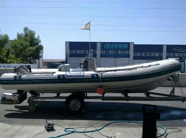 Jokerboat Clubman 21