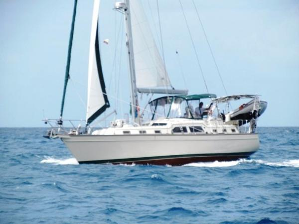 Island Packet 445 Ariadne Sailing