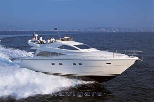 Aicon Yachts 56 Fly aicon 56 navigazione