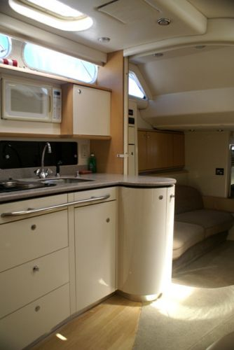 Galley to Aft Berth