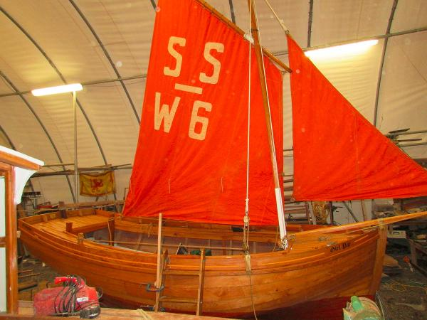 Classic Replica Devon Lugger Replica Devon Lugger